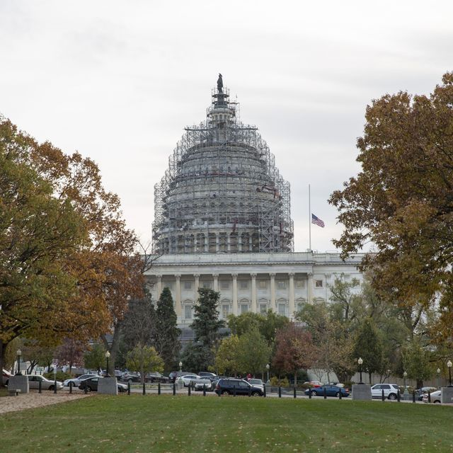 Efforts to pass next year's VA and military construction spending were nearly undone Thursday due to the ongoing fight.