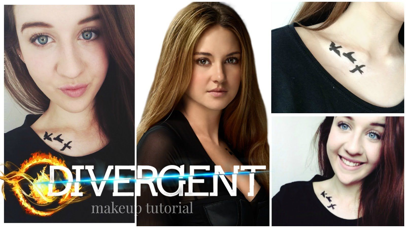 Shailene woodley aka tris from divergent new pics
