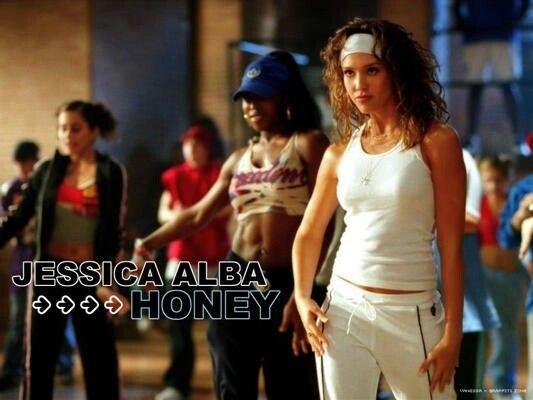 Jessica Alba As Honey Daniels Jessica Alba Jessica Alba