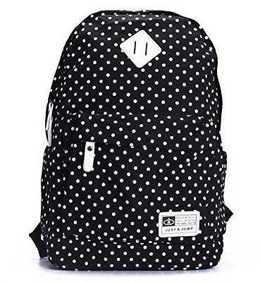 exquisite design save off 100% authentic JBonest Fashion Cute Travel Backpack School Shoulder Bag ...
