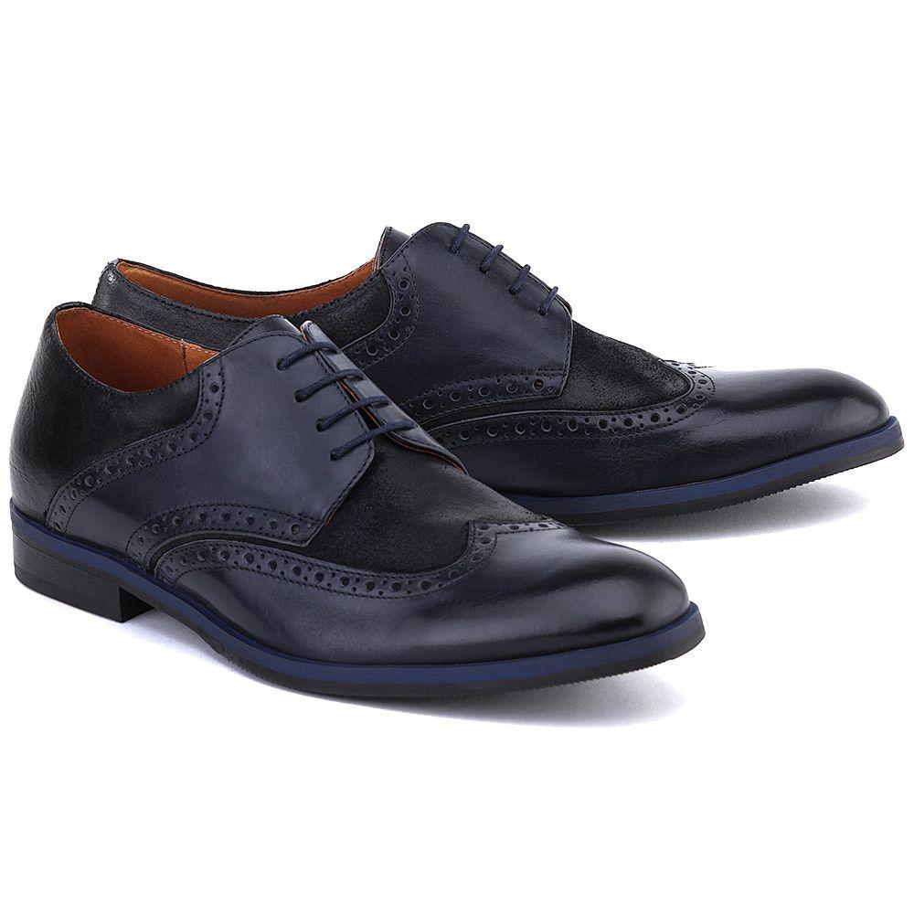 Gino Rossi Andy Czarne Skorzane Polbuty Meskie Mpv610 E91 Cxdw 5757 0 Dress Shoes Men Oxford Shoes Dress Shoes