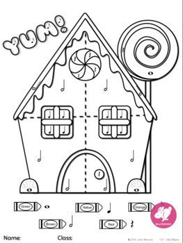 Musical Mice – English Worksheets for Kids on Initial and Final ...
