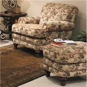 Chair And Half With Ottoman At Furinture Warehouse High Back Style Google Search Chair And Ottoman Set Chair And Ottoman Sunroom Seating