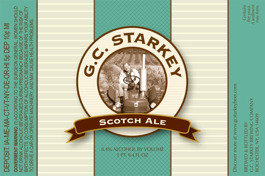 Better than any other Scotch Ale you've ever tasted.