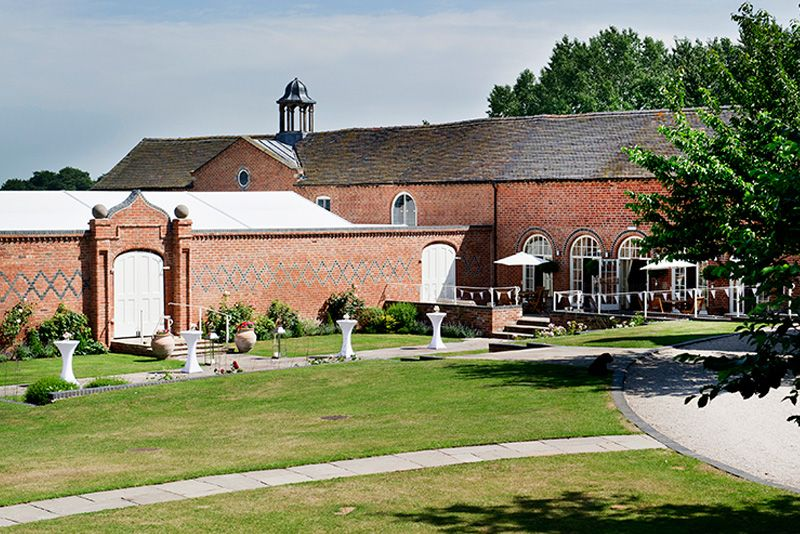 Alrewas Hayes Wedding Venue In Staffordshire
