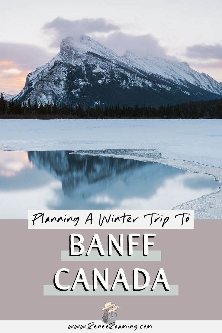 Photo of Planning a Trip to Banff in Winter – Read This Before You Visit!