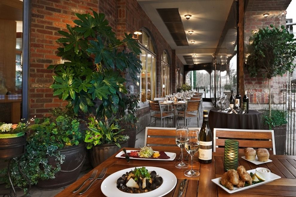 Kirkland's Trellis Restaurant Shows Off the Region's