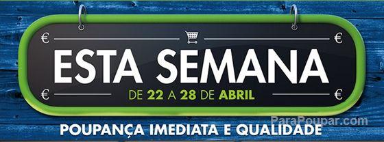 Pingo Doce - Folheto Semanal de 22 a 28 de Abril! - http://goo.gl/RBHq2S  Por: katinha Etiquetas: #ParaPoupar, #Alimentar, #Folheto, #Higiene, #PingoDoce