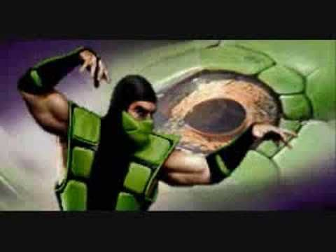 Mortal Kombat Reptile Theme Song - YouTube | Mortal Combat