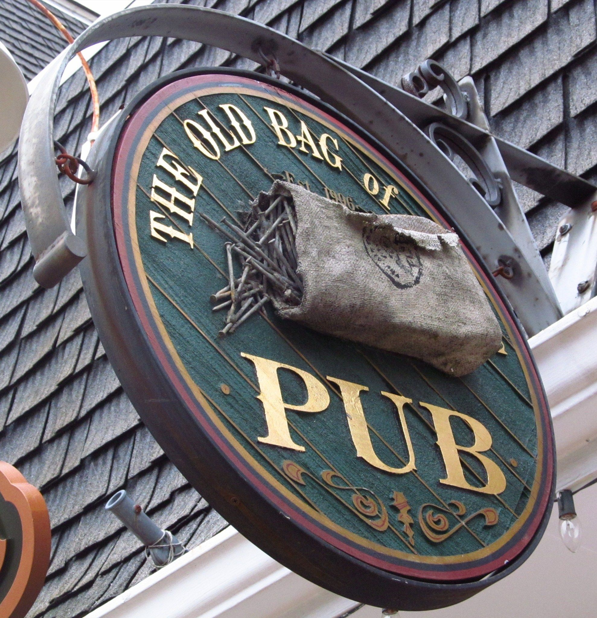 The Old Bag Of Nails Pub Worthington Ohio Fish And Chips Don T Get Any Better Bag Of Nails Worthington Ohio Worthington