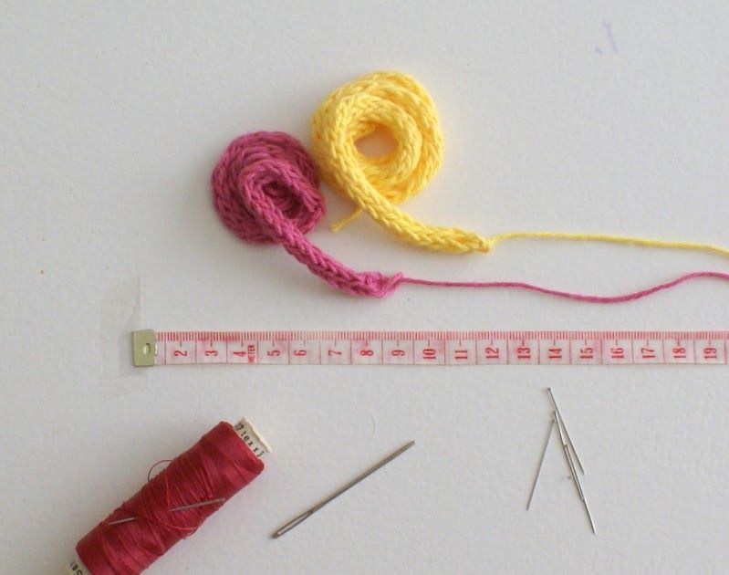 22 things to do with French knitting | Macrame | Spool knitting ...
