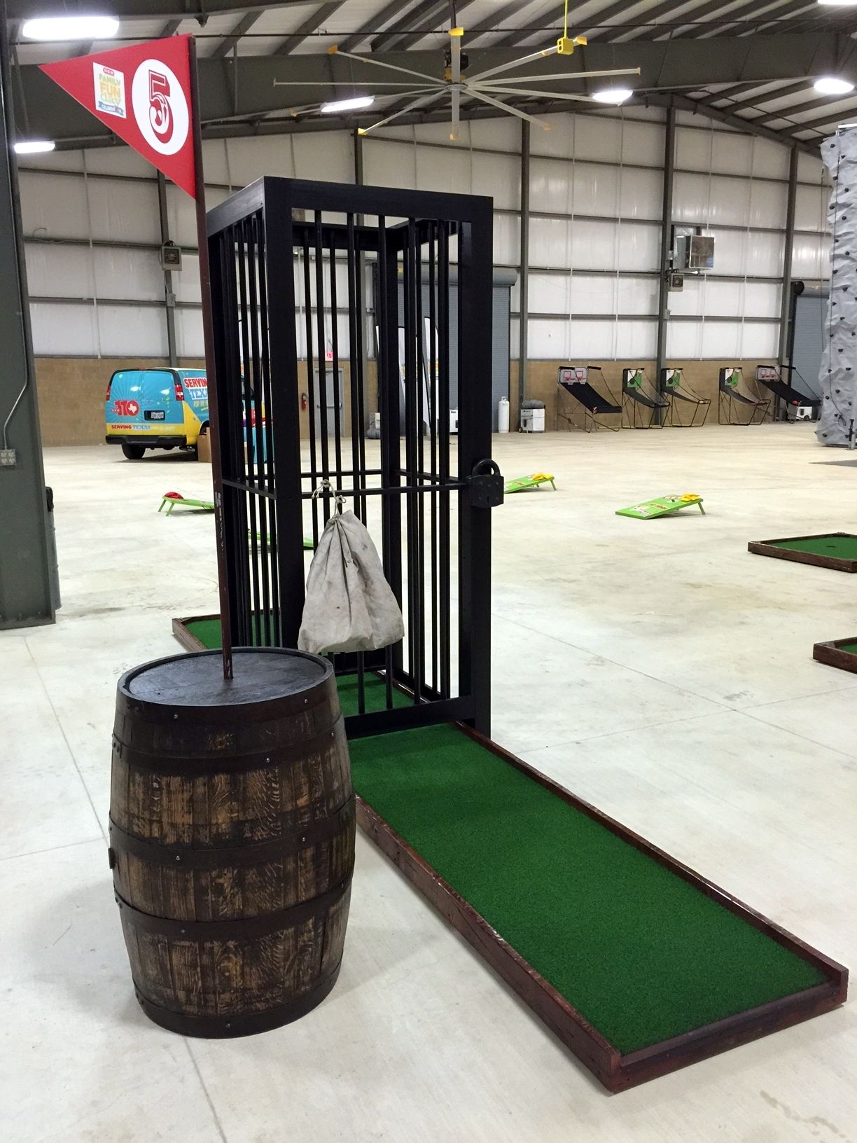 Rustic driving range and miniature golf inc indianapolis in