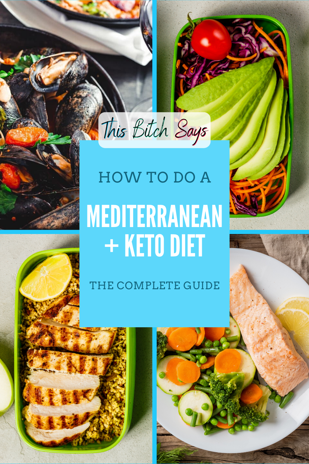 The Mediterranean Keto Diet What To Eat 7 Day Meal Plan Keto Diet Guide 7 Day Meal Plan Keto Diet