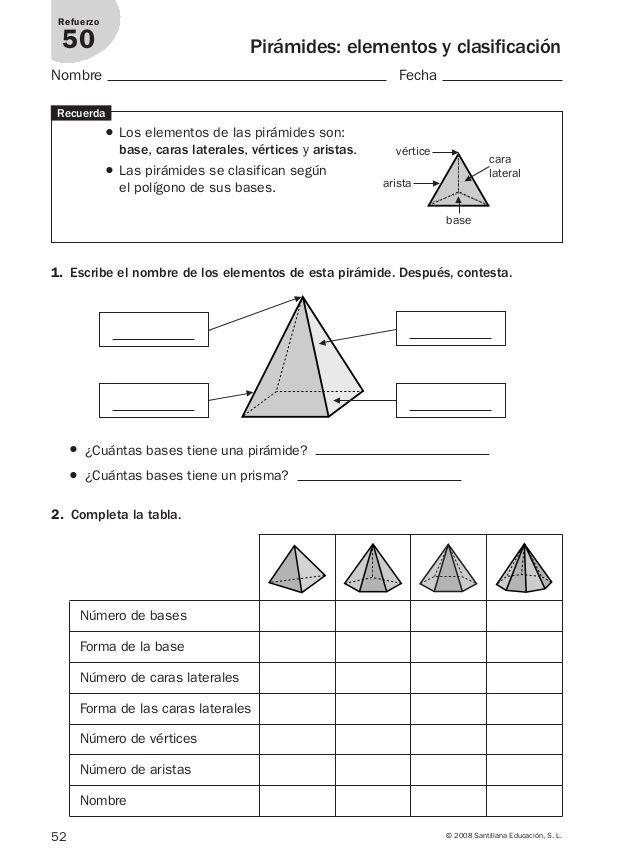 Refuerzo Matematicas 4º Primaria Atividades De Matematica