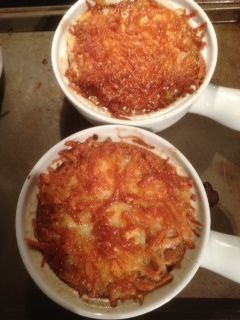 HCG French Onion Soup