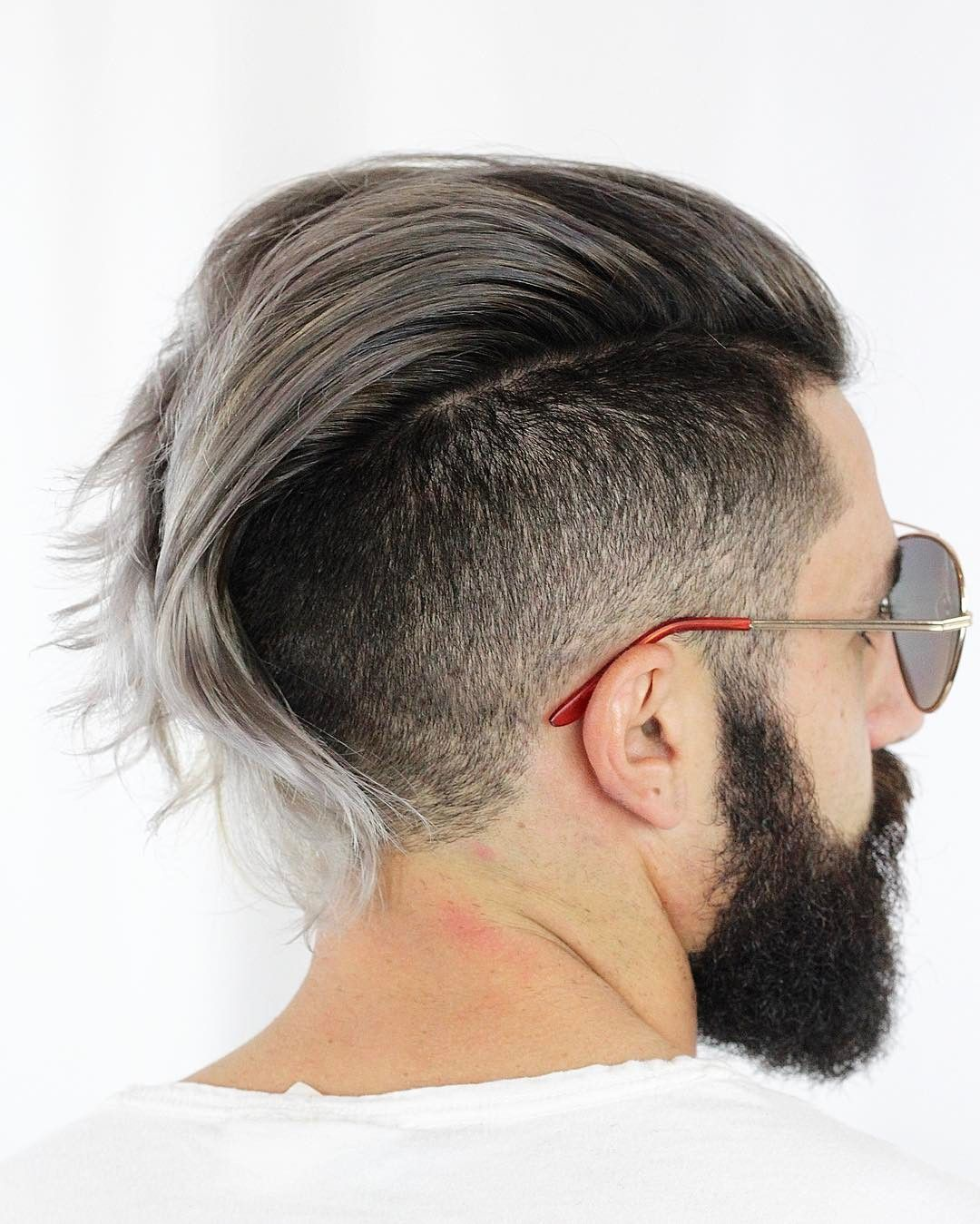 Nice 60 Awesome Asymmetrical Haircuts For Men Feel The Vibe Check More At Http Machohairstyles Com Best As Hair Styles Undercut Hairstyles Haircuts For Men