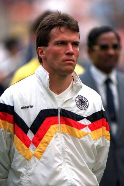 Lothar Matthaus West Germany Leyendas De Futbol Mundial De Futbol Fotos De Futbol