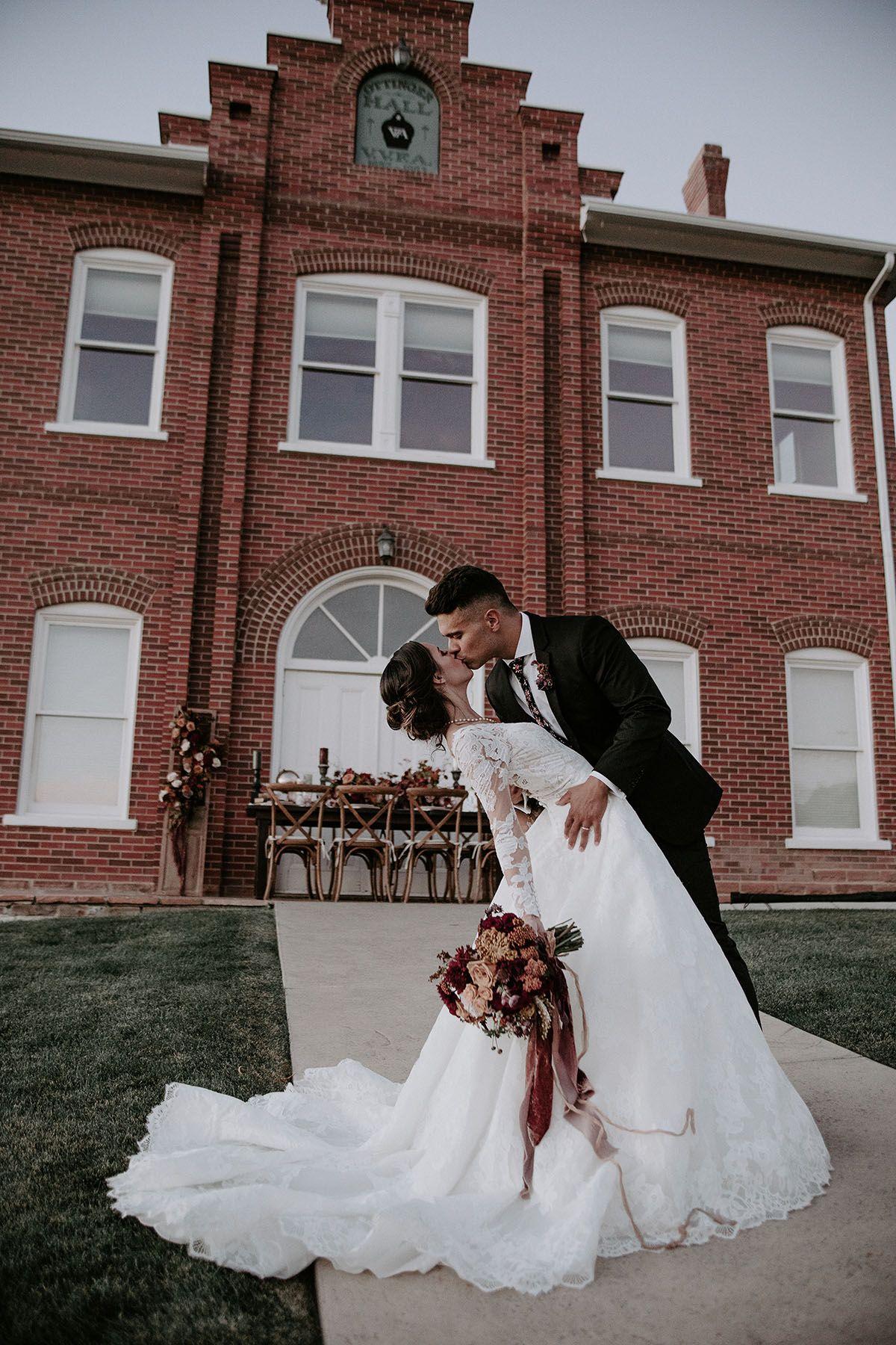 Schoolhouse Rock Utah Valley Bride Photography