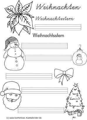 Schreiben Grundschule Schreibubungen Arbeitsblatter Schreibubungen Grundschule Lernen