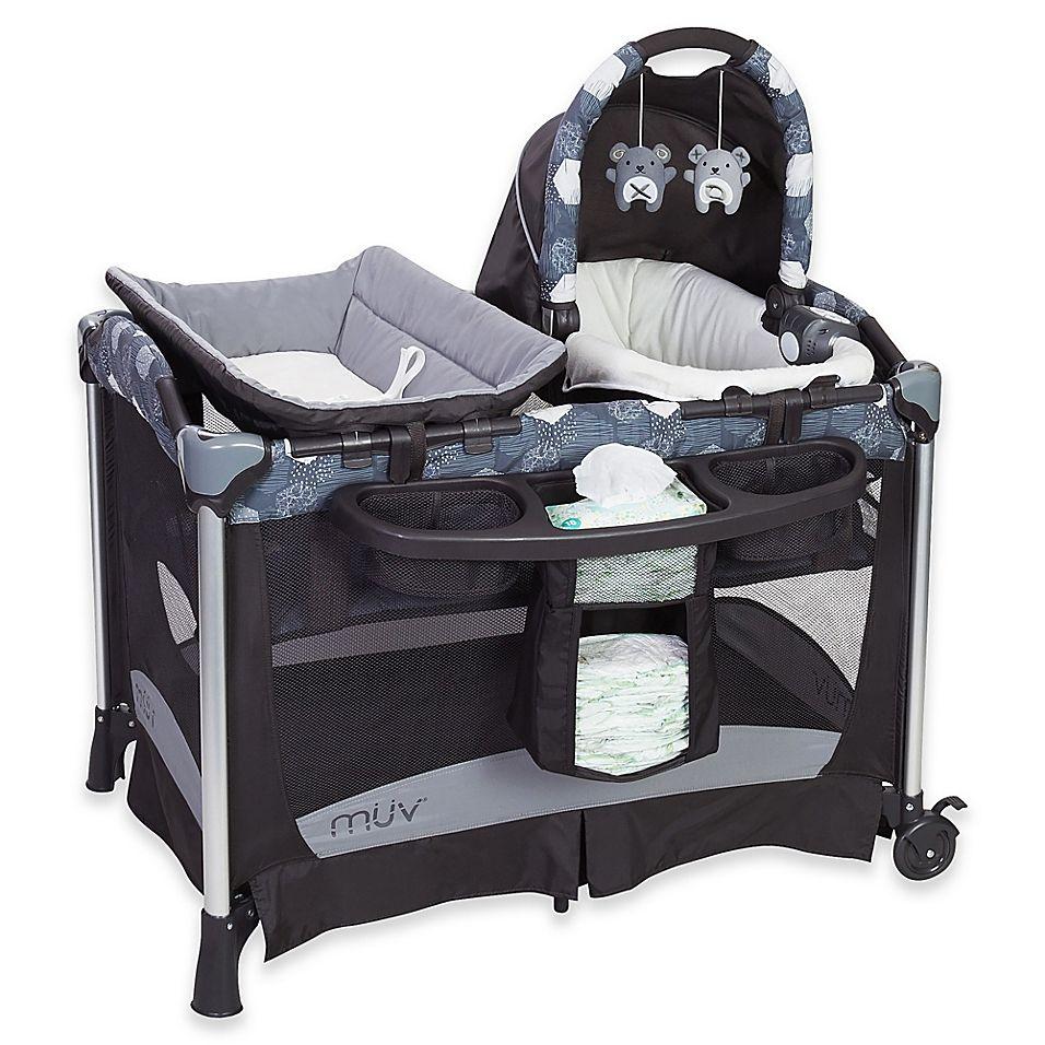 Baby Trend® MUV Custom Grow Nursery Center Baby trend