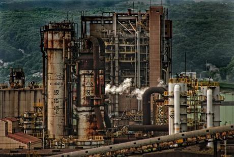 鉄の街、室蘭。【新日本製鐵室蘭...