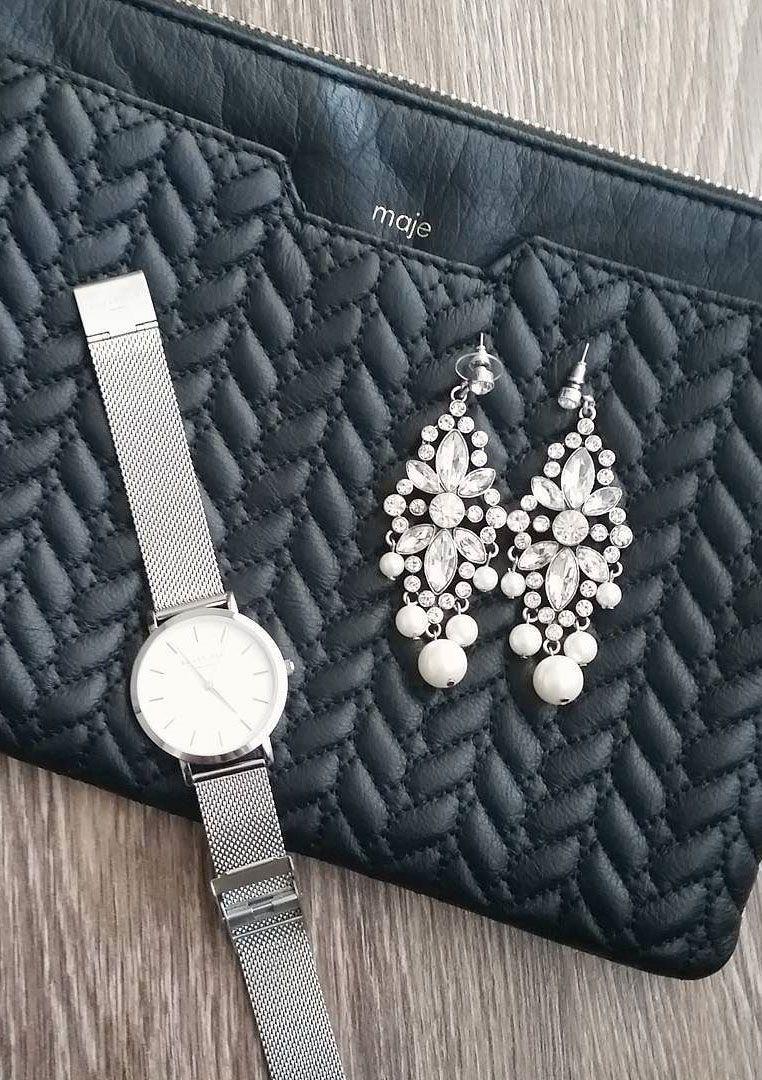 Princess Glam Statement Earrings #watches #maje #pursewallet #earrings #chandelierearrings - 15,90 € @happinessboutique.com