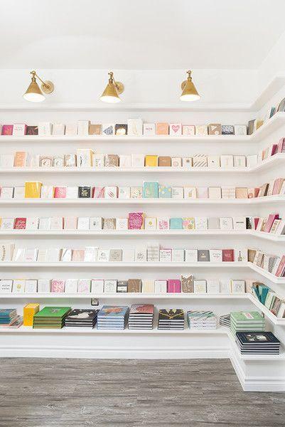 Chic Corner cua hang Pinterest Librerías, Libretas y Papelería - libreria diseo