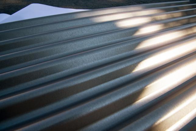 Best Vintage Finish Bridger Steel Steel Siding Vintage Metal 400 x 300