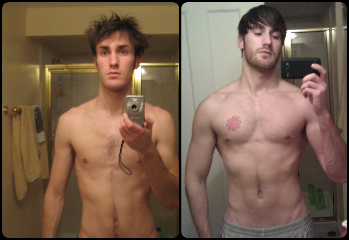 Skinny Guy Creatine Before And After