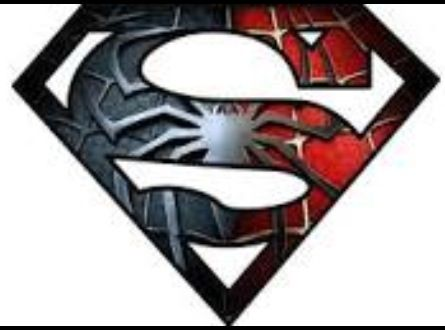 "4/"" x 3/"" Red Acrylic Auto Emblem Superman Shield"