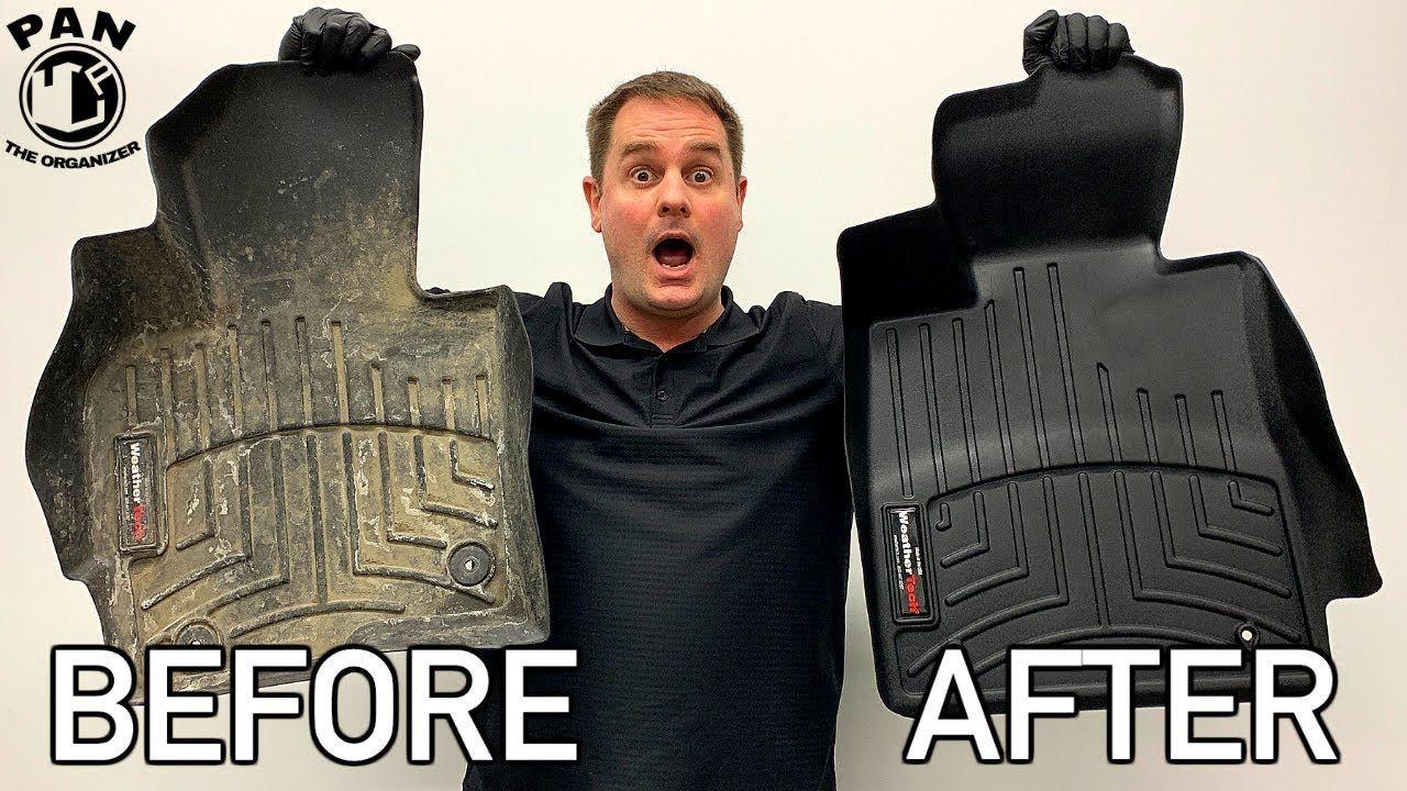 How To Clean Rubber Floor Mats Quick