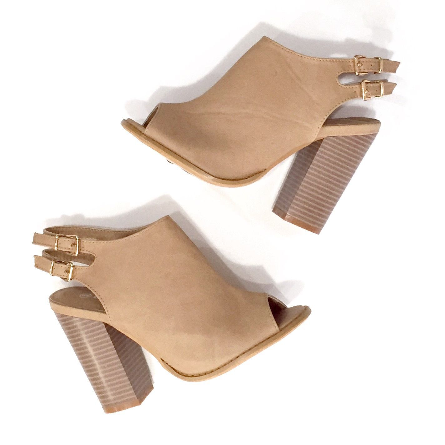 My Delicious Shoes - Delicious Women Wedge Shoes Open Toe