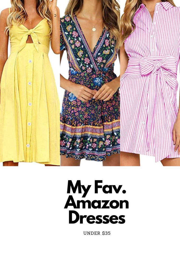 Affordable Amazon Summer Dresses In 2020 Summer Dresses Dresses Summer Dresses For Women