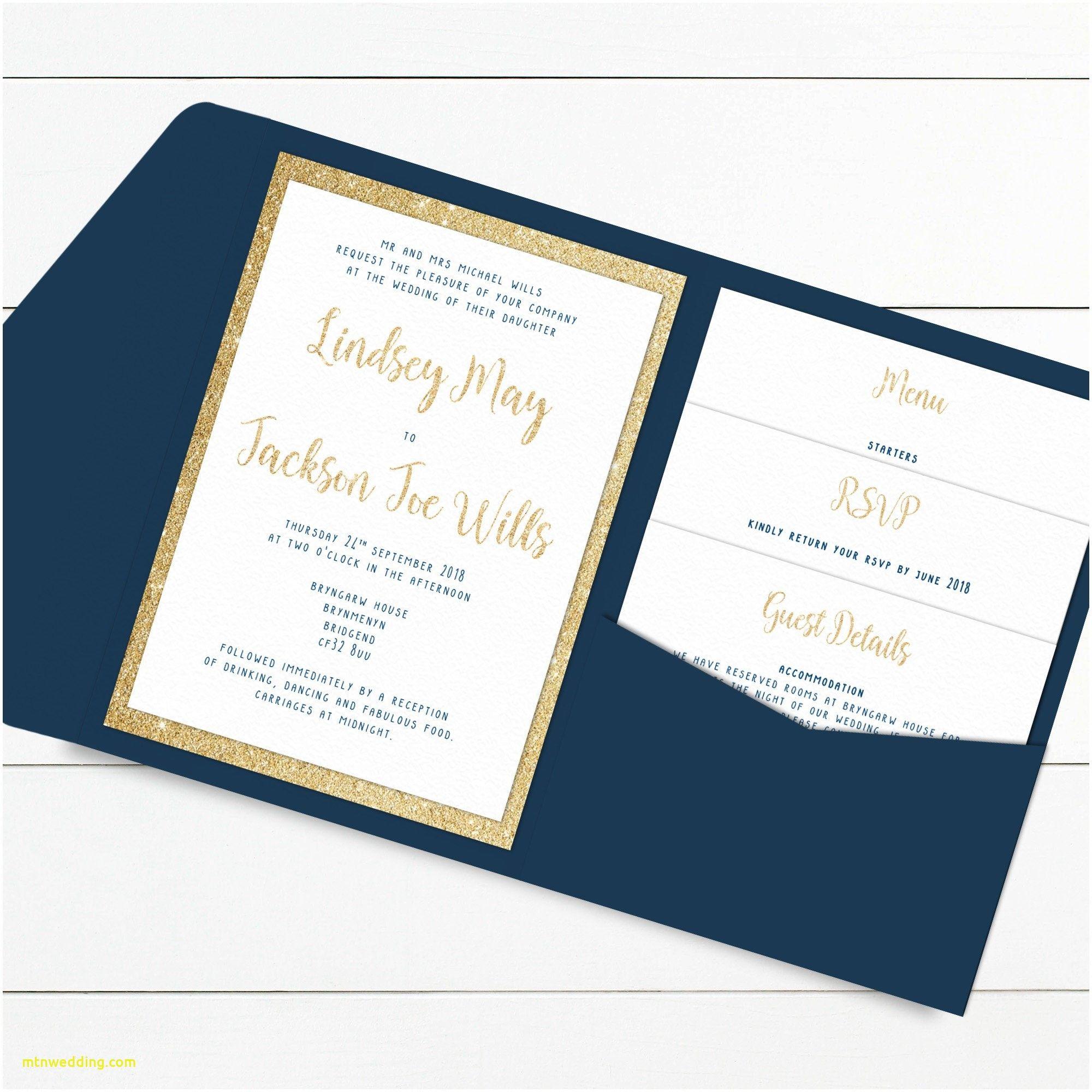 Elegant Dress Code Wedding Invitation Uk