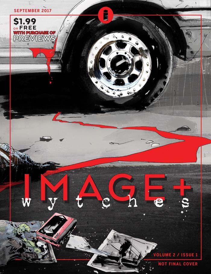 Wytches Sequel By Scott Snyder And Jock To Be Serialised In Image + Vol 2, From August