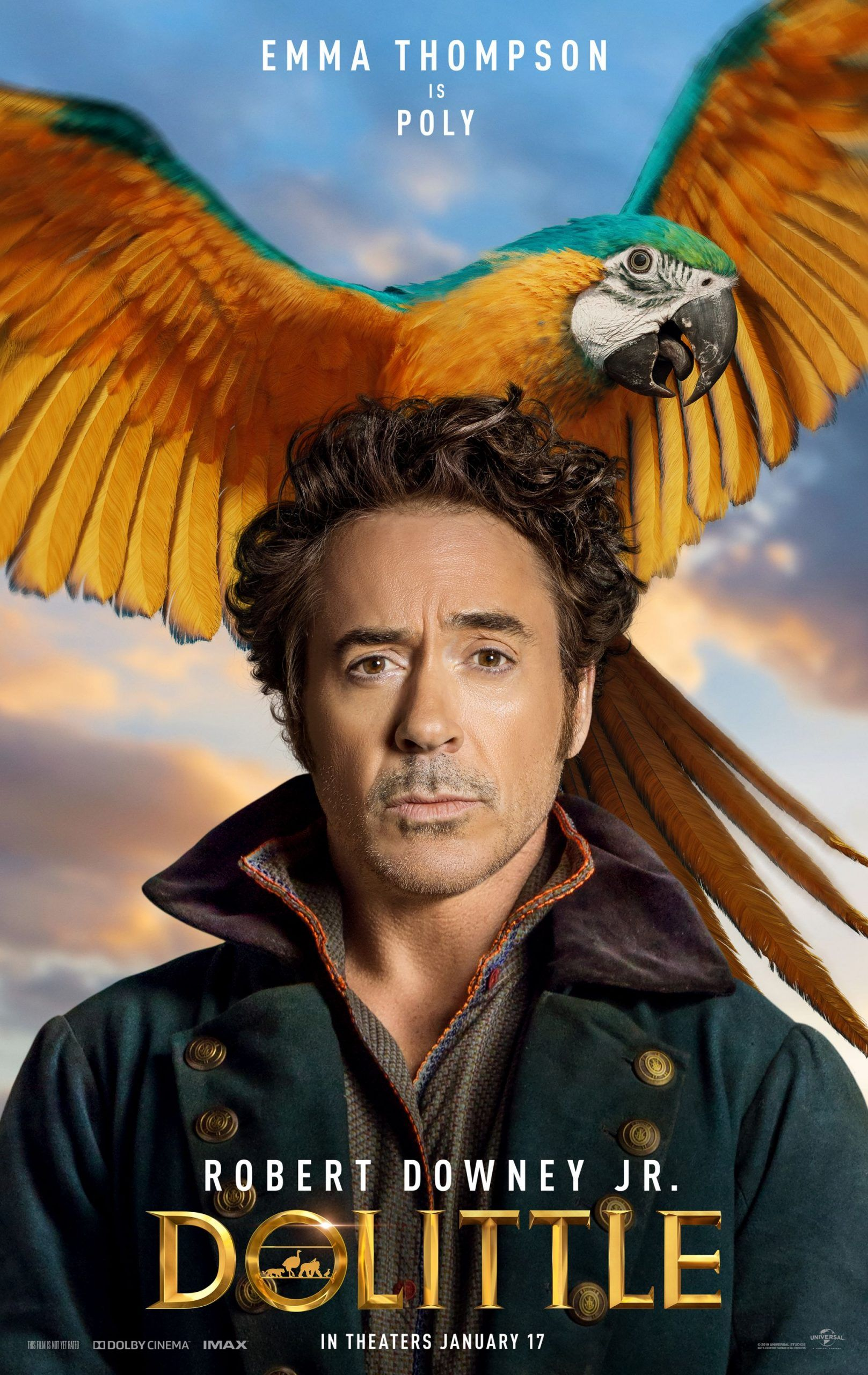 The Funniest and Cutest Dolittle Quotes Robert downey jr