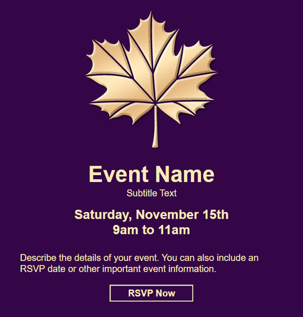 Email Templates For Autumn Thanksgiving Email Campaigns Send Now Or Schedule In 2020 Email Marketing Blog Email Design Inspiration Email Design