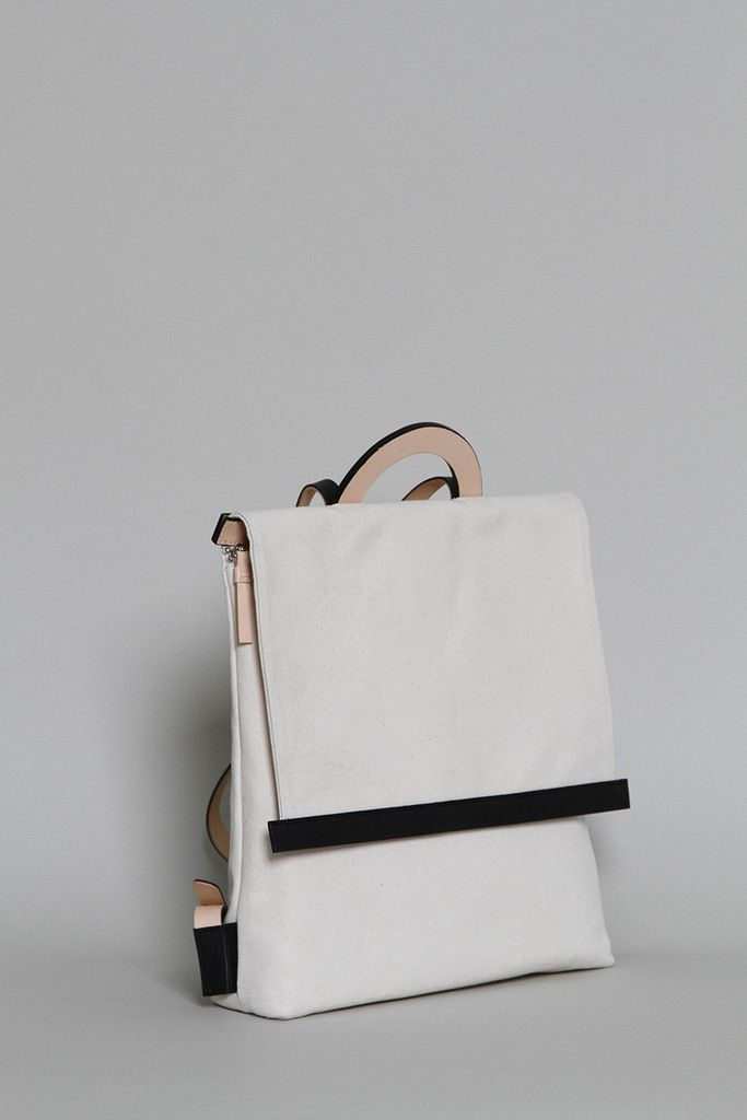 Canvas Rucksack, Natural-Table of contents
