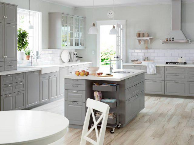Di Ikea Italia è la cucina con isola dalla forma compatta ...