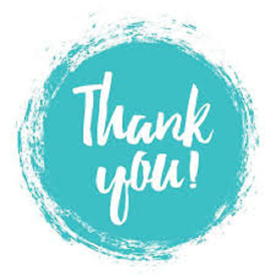 48 THANK YOU CUTE BLUE STICKER LABEL ENVELOPE SEALS 1.2 ...