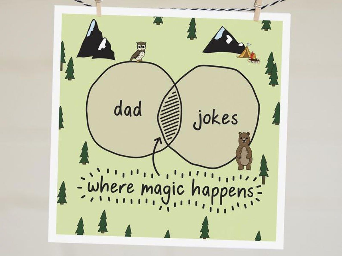 14 Funny Father S Day Cards For The Master Of Dad Jokes Funny Fathers Day Card Fathers Day Cards Dad Birthday Card