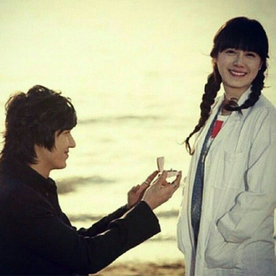 Jun Pyo And Jan Di . Boys Over Flowers