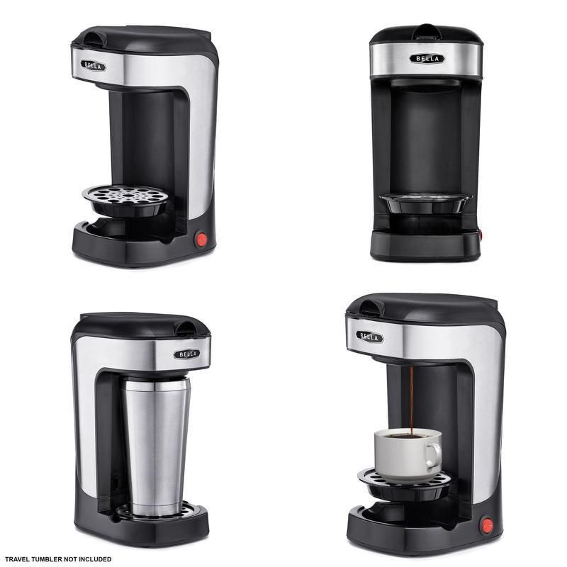 Serve Coffee Maker Single Cup Alternative To K Cup Plus One Scoop