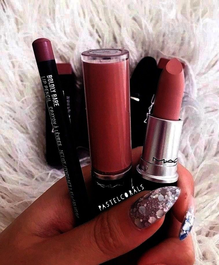 Lipsticks That You Should Try – Myth lipstick, Oak, ... -  53 Gorgeous Shades Of MAC Lipsticks Th