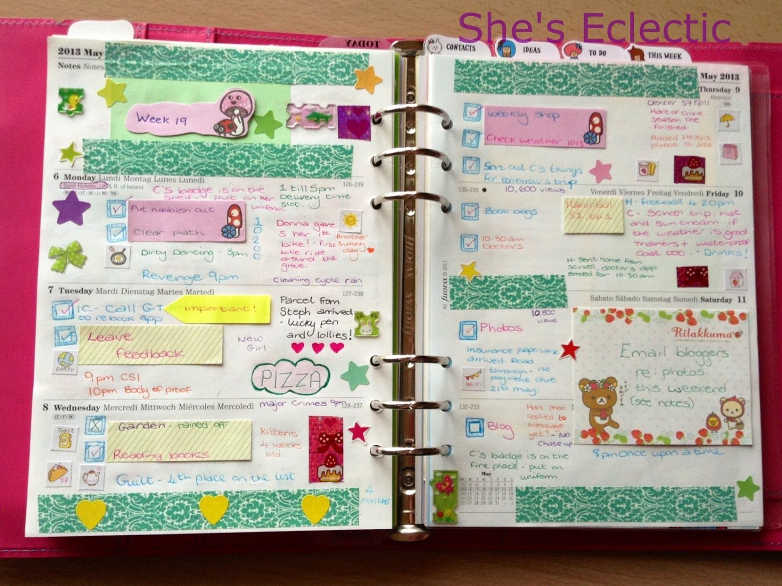 Shes Eclectic: My week #19/52