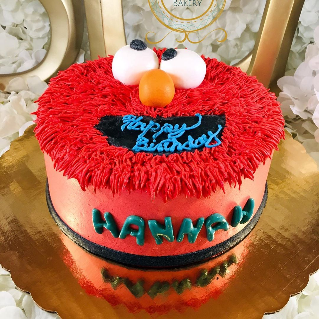 Did we mention how much   #Elmo   was starring this week at the bakery?    #chiccakes     #elmocake   .   #cake     #baking     #instacake     #cakesofinstagram     #shandaslittlebakery     #cakecakecake     #cakedecorating     #pastrychef     #bahamian   &nbs