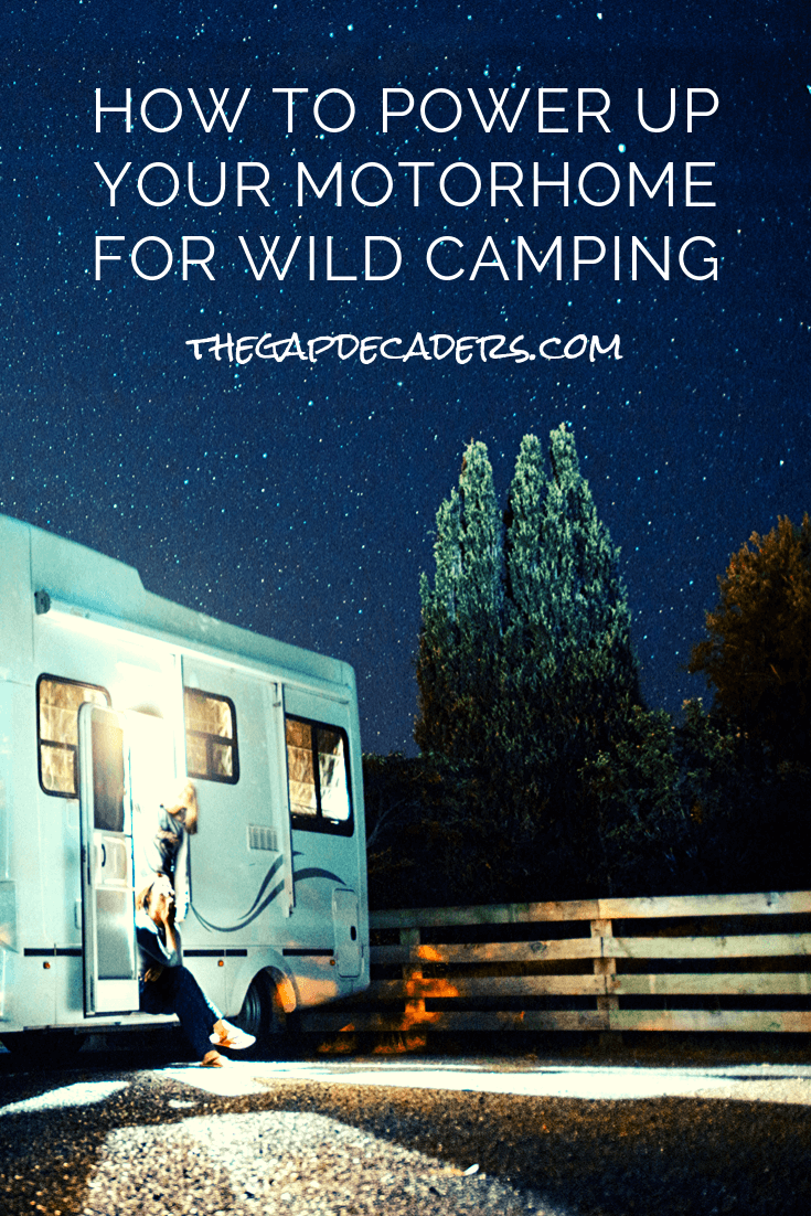An Easy Guide to Motorhome Electrics | The Gap Decaders ...