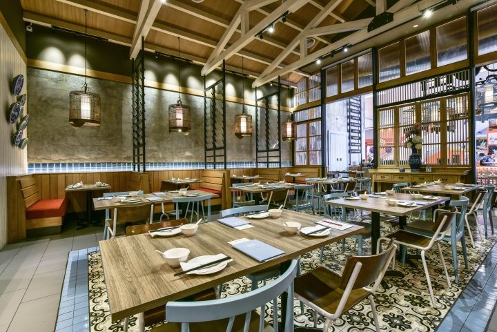 dolly dimsum chinese restaurant by metaphor interior kuala lumpur malaysia retail design blog - Malaysia Interior Design Blog