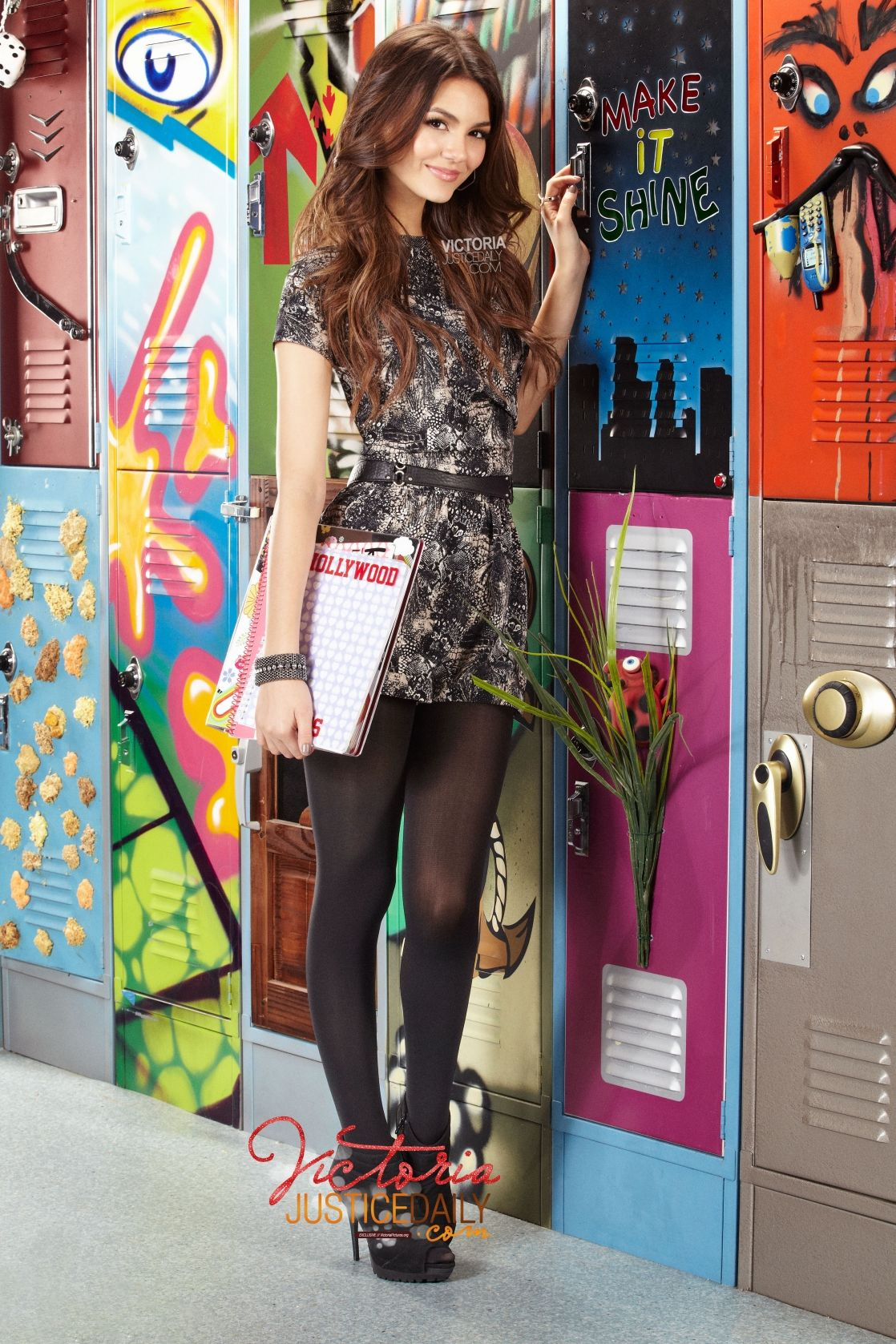 Accept. Victoria justice tights apologise