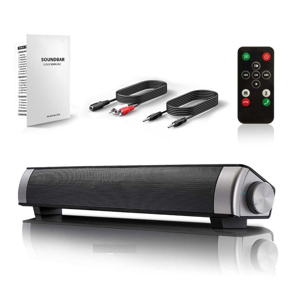 Sound Blaster S08 Bluetooth Speaker in 2020 Sound